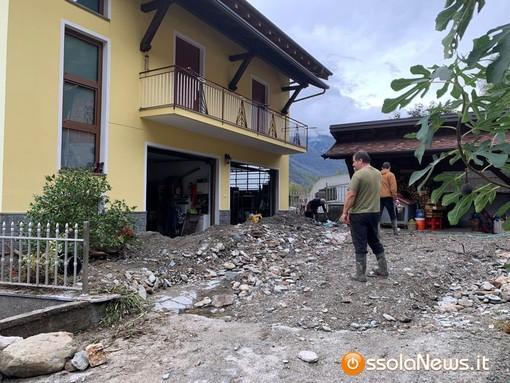 A un anno dall'alluvione ancora tre famiglie fuori casa