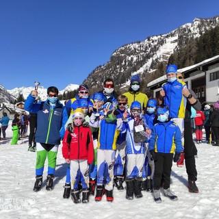 Sci Club Valle Anzasca, chiusa la stagione 2020/2021