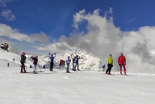 Sci Club Valle Anzasca, al via l'attività per i giovani
