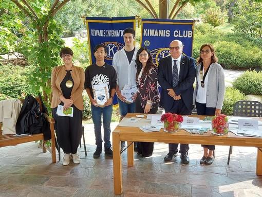 Kiwanis, premiato il videogame dedicato a Villa Taranto