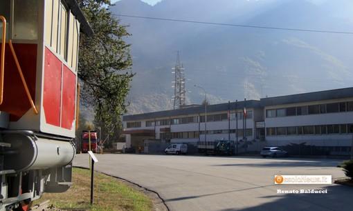 Miglioramenti energetici negli stabilimenti Duferco