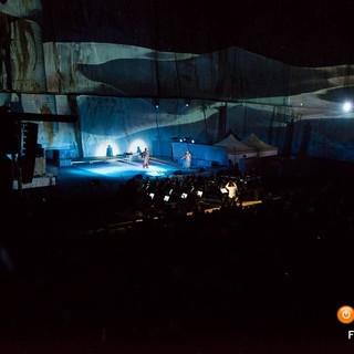 Tones on the Stones, 'Riverberi Jazz' nella cava Roncino di Oira