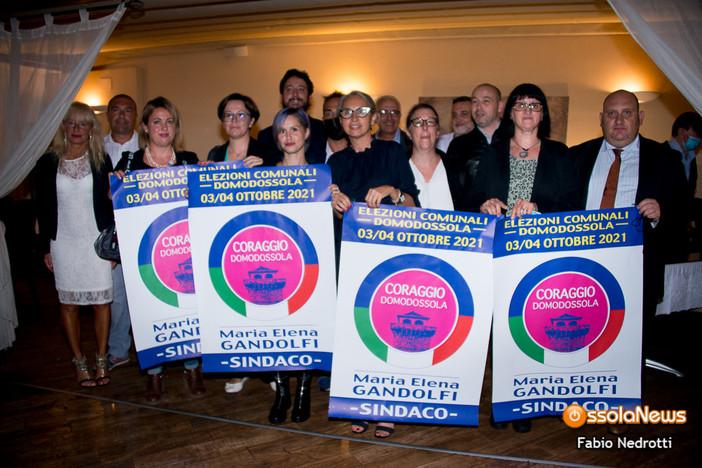 Coraggio Domodossola, lista civica in campo a sostegno di Gandolfi