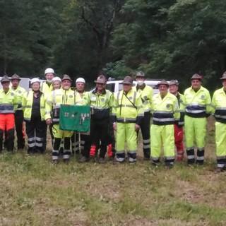 Protezione Civile, esercitazione per i volontari alpini di Vco e Novara