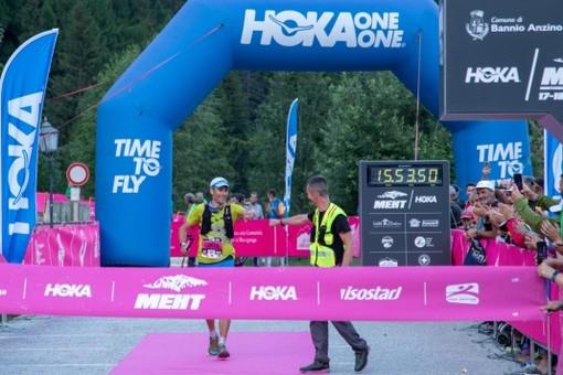 Franco Collé  si aggiudica la Ultra 105k del HOKA Monterosa EST Himalayan Trail
