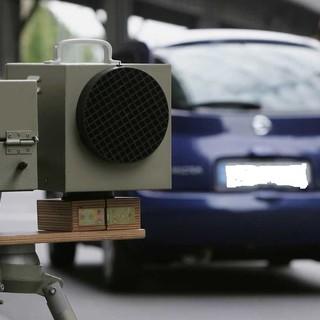 Canton Ticino, controlli con autovelox fino al 25 aprile: ecco dove