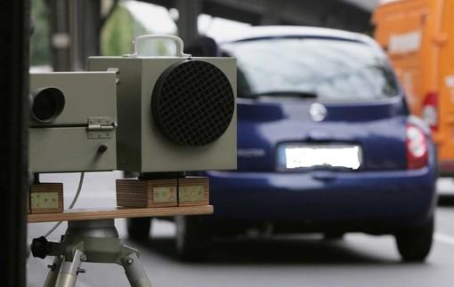 Canton Ticino, anche questa settimana previsti controlli della velocità sulle strade