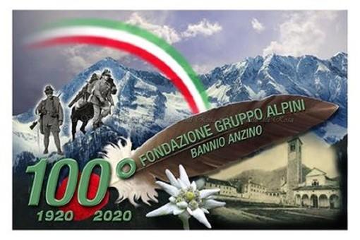 Bannio, ufficialmente chiuso il centenario del gruppo alpini