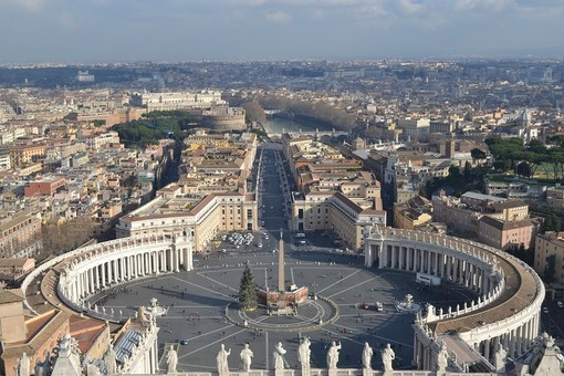 Dal 1 ottobre in Vaticano solo con Green Pass