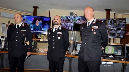 Due nuovi comandanti per i carabinieri del Vco