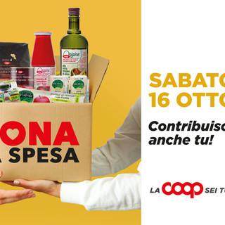 Nei supermercati Coop torna  'Dona la spesa'