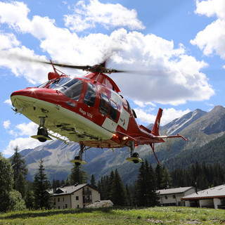 Settantatrenne in pericolo di vita dopo un incidente sulle montagne del Locarnese