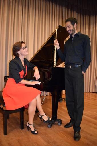 Ceppo Morelli, concerto della neonata Associazione Musicale Fauré