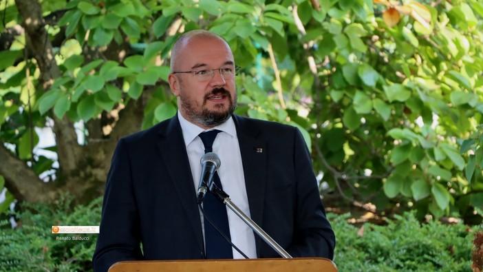 Enrico Borghi sarà commissario del Pd di Benevento
