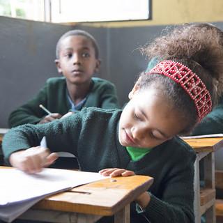 ''Aiutateci a mandare a scuola le bambine etiopi''