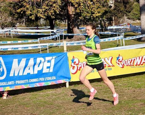 Corsa, Giovanna Selva seconda ai campionati italiani