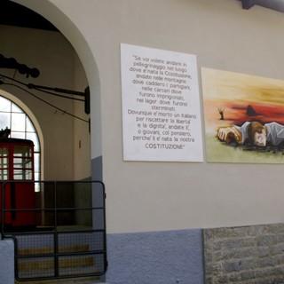 Anpi, cerimonia a Goglio per l'eccidio del '44