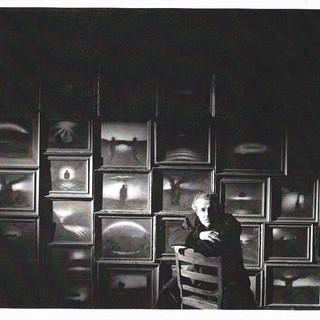 Con la rassegna The Artists protagonista è la fotografia di Antonio Maniscalco che ritrae Franco Rasma