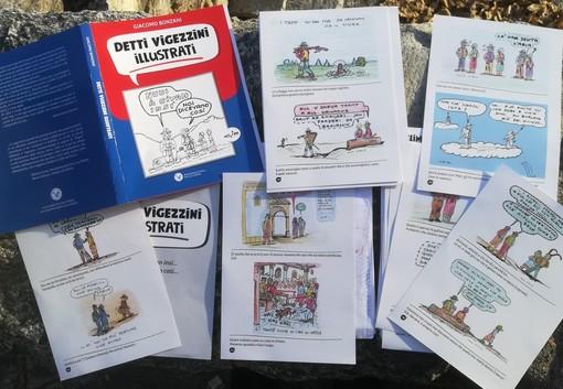 Detti Vigezzini Illustrati, un libro per imparare il dialetto con simpatiche vignette