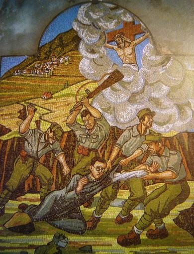 Castiglione ricorda l'eccidio di don Giuseppe Rossi