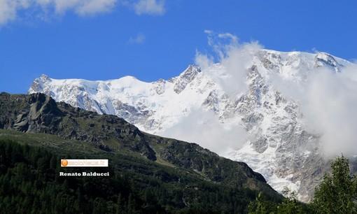 Ambiente e clima 'studiati' sul ghiacciao del Monte Rosa