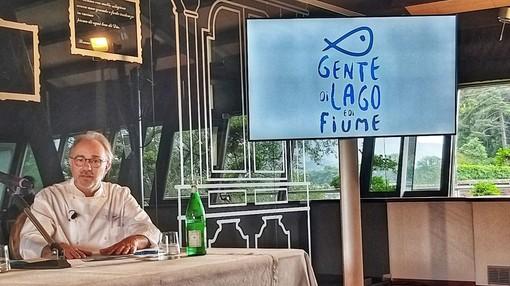 """Gente di lago e di fiume, Sacco: """"Puntiamo sull'allevamento dello storione per creare una filiera corta e sostenibile"""""""