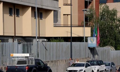 La sede della Polizia di Domodossola che il ministero dell'Interno ha deciso di chiudere