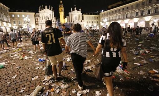 Piazza San Carlo, il pm chiede nove condanne.