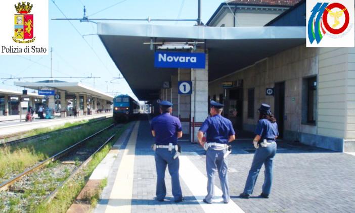Polizia ferroviaria: un arresto e 12 indagati