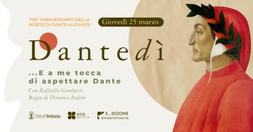 Oggi è il DanteDì, l'Italia celebra il Sommo Poeta