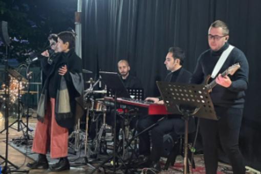 La cantautrice ossolana Ylenia Piola ha presentato il suo album 'Pesca'