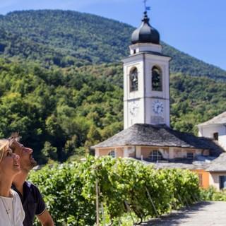 Proseguono anche per il mese di settembre le visite guidate al Sacro Monte Calvario di Domodossola