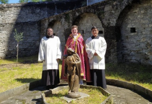 Dal Vietnam al Sacro Monte Calvario per il noviziato