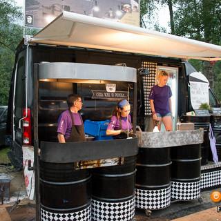Il 25 giugno a Villa arriva 'Frit Rock', musica rock e cibo di strada
