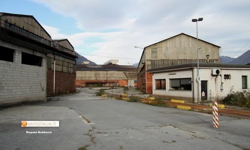 Quale progetto di recupero dell'area dell'ex stabilimento Sisma?