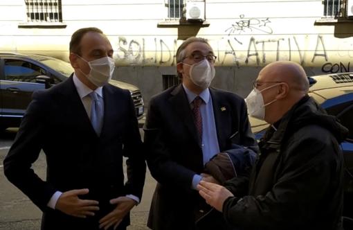 """Vaccini, Cirio: """"Obiettivo 30mila dosi giornaliere entro metà aprile"""" VIDEO"""