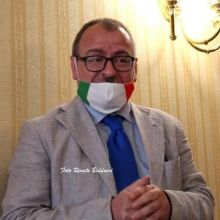"""Ristoranti, Songa (FdI Vco): """"Invitiamo Draghi a cena nel Vco. Si renderà conto che non è piacevole mangiare fuori al freddo"""""""