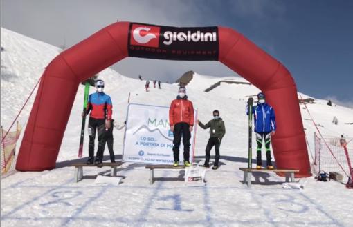 Scialpinismo, Peter Cesare Bettoli vince la Rampegada U18