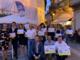 Il capogruppo della Lega Molinari a Domo per la campagna elettorale del centro destra