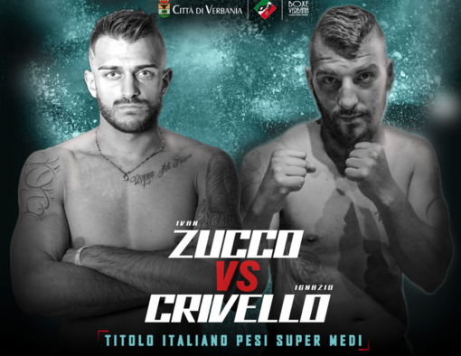 """Boxe, Ignazio Crivello: """"Conosco bene lo stile di Zucco: vado a Verbania per vincere"""""""