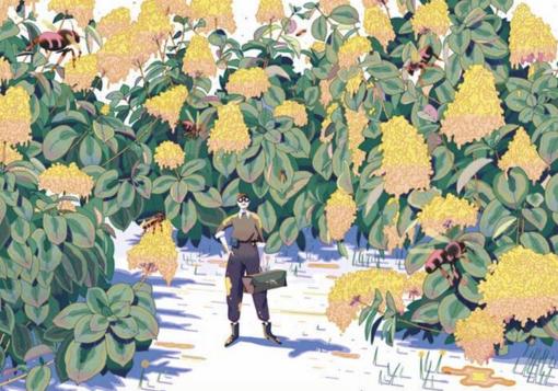 In mostra a Domodossola 50 opere del grande illustratore Gianluca Folì