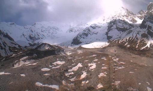 Monte Rosa, valanghe in aumento sulla parete est VIDEO