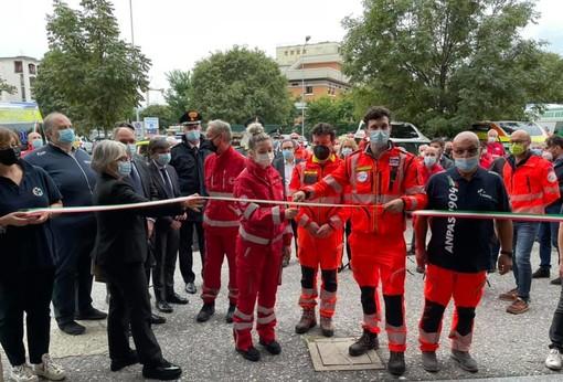 Anpas, inaugurata la Centrale Operativa Ats Vco