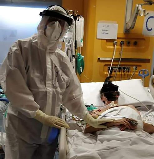 In Piemonte più posti di terapia intensiva