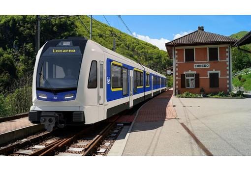 """Rinnovo ferrovia Domodossola-Locarno: ok in commissione alla """"legge Borghi"""""""