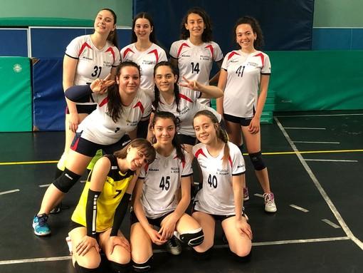 Bene le ragazze del Volley Vigezzo, seconde nel campionato under 16