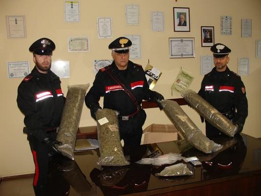 Quattro arresti dei Carabinieri per spaccio a Verbania. La droga dalla Spagna finiva anche in Lombardia e Liguria