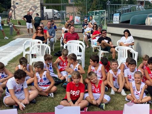 Fulgor Minibasket: un progetto unisce Omegna e Domodossola