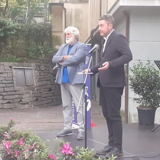 Ieri a Villa Giulia la cerimonia d'apertura di LetterAltura 2021