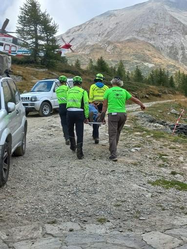 Doppio intervento in Valle Bognanco per il Soccorso Alpino FOTO E VIDEO